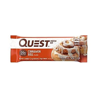 Quest Nutrition Cinnamon Roll