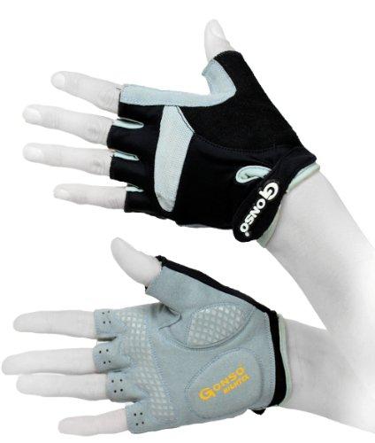 Gonso Rad Handschuhe Womens Gel, Black, XL, 91511