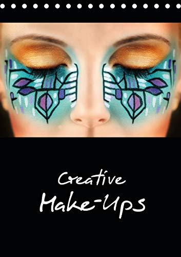 Creative Make-Ups 2021 (Tischkalender 2021 DIN A5 hoch)