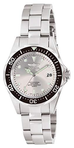 Invicta Men's 10662 Pro Diver Collection Bracelet and Rubber Watch Set
