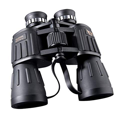 Mini Binoculars for Adults and Kids 10x50,Waterproof HD Compact Binoculars for Bird Watching,Theater and Concerts, Hunting and Sport Games Travel Binoculars (Color : B) (Color : A)