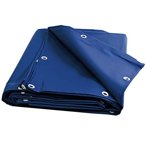 Canvas Pergola and Gazebo 680 g/m² – Blue Tarpaulin 2 x 3 m