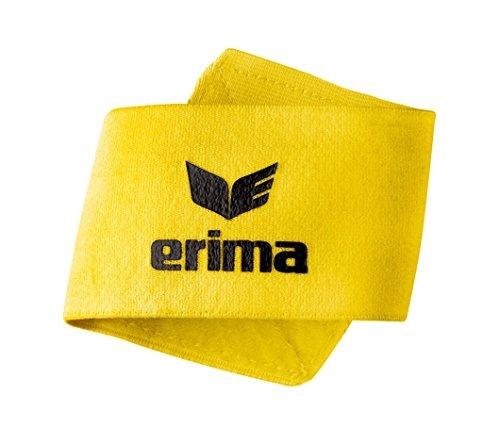 Erima GmbH Guard Stays Bandas Elásticas, Amarillo, Talla Única