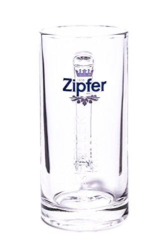 ZIPFER Bier Trend Krügerl Krug 6er SET jeweils 0.3 Liter