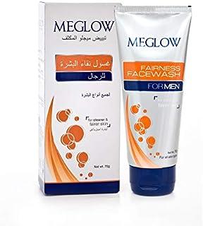 Meglow Fairness Face Wash For Men - 70g