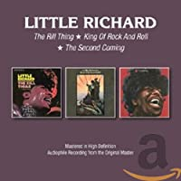 THE RILL THING / KING OF ROCK AND ROLL / THE SECOND COMING (3IN2)