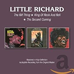 Thrill Thing/King of Rock & Roll/Second Coming