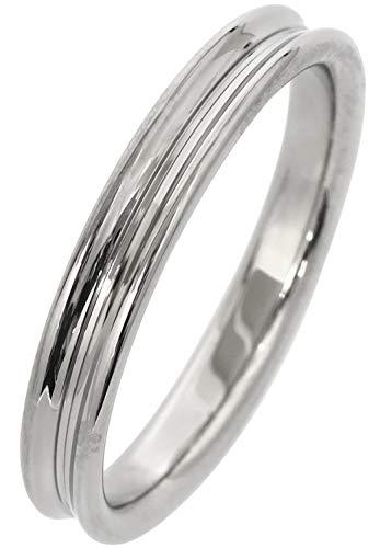 [フェフェ]fe-fe×phiten [特 別 仕 様] ファイテン シンプル ライン チタン リング 5〜19号 (17号) 指輪 金属アレルギー 対応