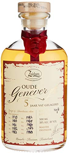 Zuidam Zeer Oude Genever 5 Jahre Single Barrel (1 x 0.5 l)