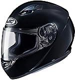Helm HJC CS-15 schwarz, Schwarz, XXL