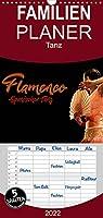 Flamenco. Spanischer Tanz - Familienplaner hoch (Wandkalender 2022 , 21 cm x 45 cm, hoch): Authentischer Flamenco der Spanische Tanz (Monatskalender, 14 Seiten )