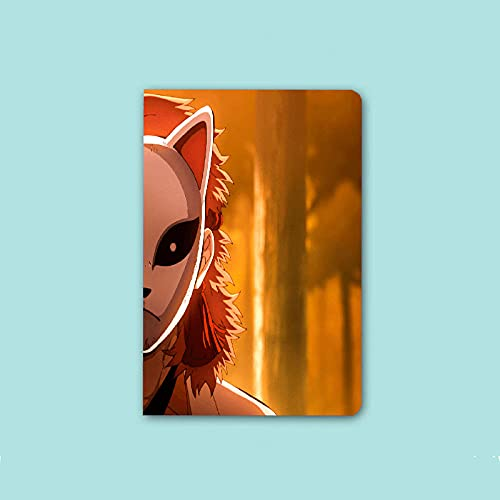 Tablet case,Shatter Resistant Durable Protective Cover Tablet Teenagers Animation Ghost Slayer Rabbit Color A Compatible With 10.2 In Ipad 2019(7Th)