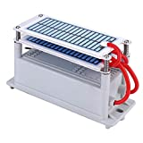 Nannigr Generador de ozono, bajo Consumo de energía y generador de ozono de Alta eficiencia Purificador de Aire para secadoras domésticas, lavavajillas, refrigeradores, etc.(Pink)