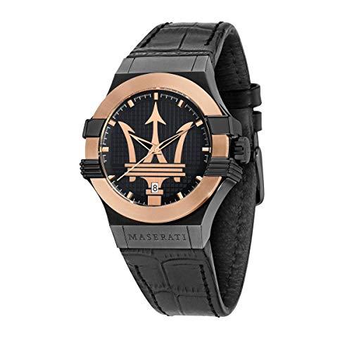 Orologio da uomo, Collezione POTENZA, al quarzo, solo tempo, 3h - R8851108032