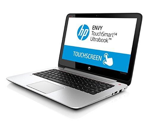 HP ENVY TouchSmart 14-k112nr 128GB SSD (i5) Touchscreen Ultrabook (Free T-Mobile 4G) - Silver