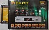 DILOS HDS2-3015DLX HD Digital Set-Top Box with wi-fi USB Antenna (Black)