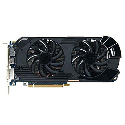Fit for Sapphire HD 6950 2GB Tarjetas gráficas GPU AMD Radeon HD6950 GDDR5 Tarjetas de Pantalla de Video PC Mapa de Juegos de computadora HDMI PCI-E X16