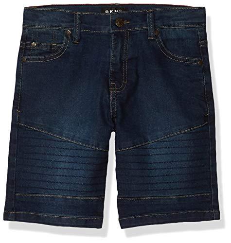 DKNY Boys' Shorts, Mojito Metro Navy, 18