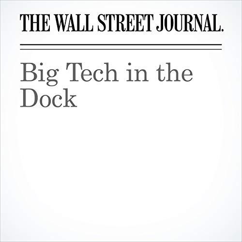 Big Tech in the Dock copertina