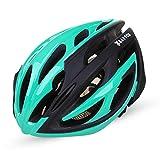 JM- Fahrradhelm Helm Bergsporthelm ultraleichter einteiliger Verstellbarer Helm