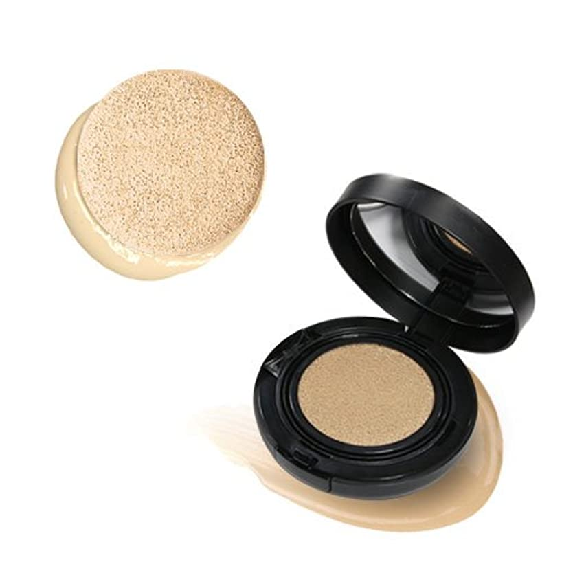 パイプラインひばり風エープリル?スキン [韓国コスメ April Skin] マジック スノークッション (SPF50+,PA+++) No.21 Light beige [海外直送品][並行輸入品]