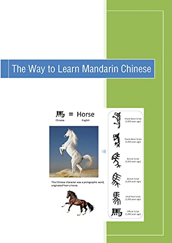 The Way to Learn Mandarin Chinese (English Edition)