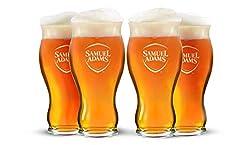 Samuel Adams Sensory Perfect Pint Glasses