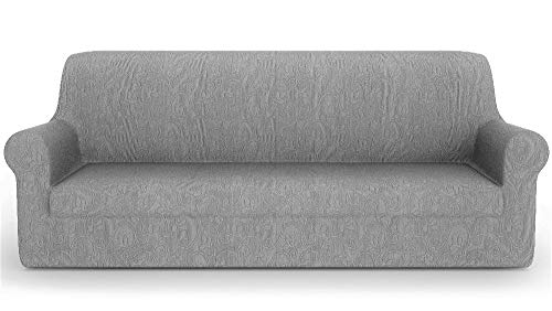 PETTI Artigiani Italiani Sofa-Überwürfe, Grau, 3 Sitzer(170 bis 210 cm)