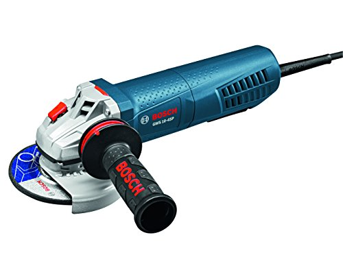Bosch GWS10-45P Angle Grinder with Paddle Switch, 4-1/2'