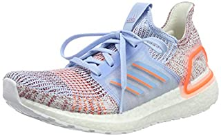 adidas Ultraboost 19 Women's Performance Shoes, Glow Blue/Hi-Res Coral/Active Maroon, 11.5 US (B07SS52QJ7) | Amazon price tracker / tracking, Amazon price history charts, Amazon price watches, Amazon price drop alerts