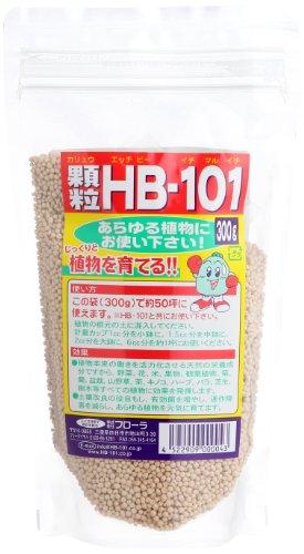 フローラ 植物活力剤 HB-101 緩効性 顆粒 300g