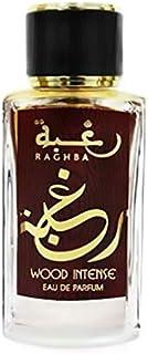Raghba Wood Intense by Lattafa Perfumes Eau de Parfum 100ml