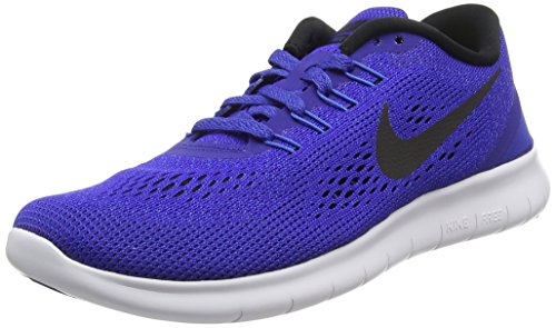 Nike Herren Free Rn Laufschuhe, Blau (Concord/Black-Hypr Cblt-Pht Bl), 47.5