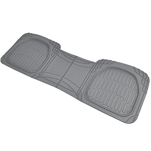 Motor Trend PRO920 Premium FlexTough Deep Dish Complementary Rear Rubber Floor...