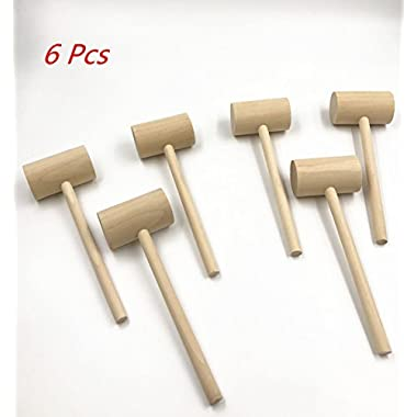 ASIBT 6 Crab or Lobster Mallets
