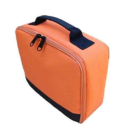 Bolsa de viaje portátil para impresora fotográfica compacta Canon Selphy CP1200 CP1300