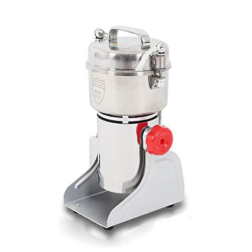 Molinillo de grano Molino de grano Tipo de oscilación Molinillo de pimienta de trigo de café eléctrico 800g