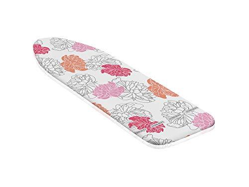 Leifheit 71602 Cotton Comfort, Funda para mesa de planchar, 140x45 cm, colores surtidos