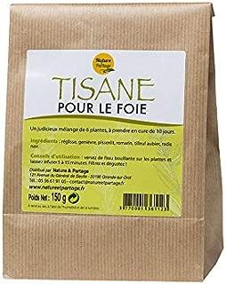 Tisana dépurative para el hígado–150g