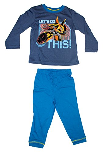 Transformers Boys Pyjama Set - 98 - 2/3...