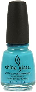 CHINA GLAZE Nail Lacquer with Nail Hardner 2 - Custom Kicks (並行輸入品)