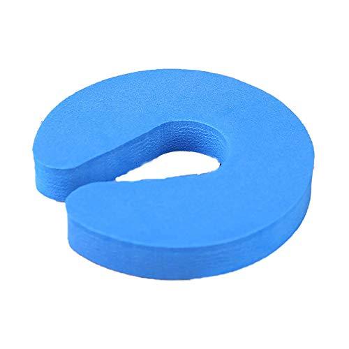 Protector de puerta de seguridad, suave protector de dedos de puerta de espuma para evitar lesiones por pinchazos en los dedos, 1 unidad