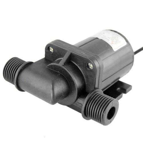 Smarstar DC40C-1240 DC 12V 1.1A 13.2W Pompe à eau/huile Sans brosse Drive magnétique Centrifuge Submersible 840L/H 3M/9.7ft