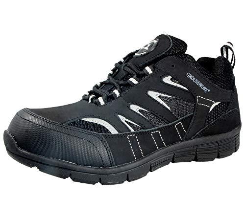 Groundwork Zapatillas de Seguridad de...