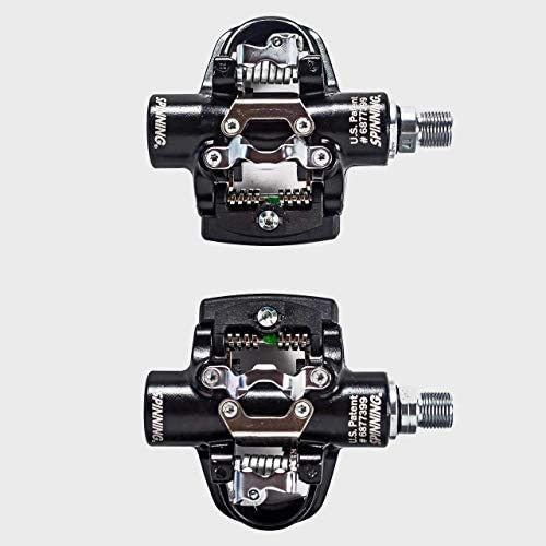 Spinner Trio Spin Pedal Set of 2 Standard Thread by Mad Dogg product image