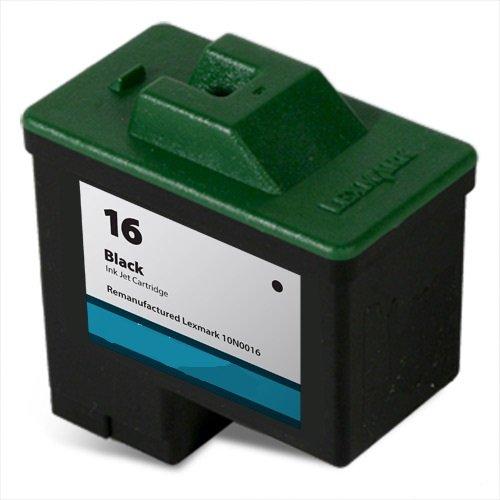 Cartucho Tinta Compatible para Lexmark Nº 16 / 10N0016E 15ml T122