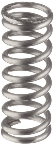 Compression Spring, 316 Stainless Steel, Inch, 0.48