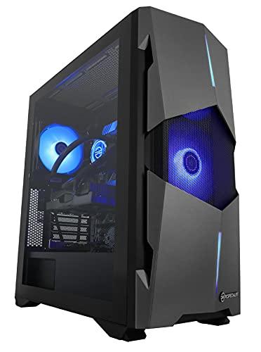 PCSpecialist Prism Elite PC Gaming - AMD Ryzen 5 3600 4,20 GHz 6-Core, 16 GB RAM, 6 GB GEFORCE RTX 2060, 1TB M.2 SSD