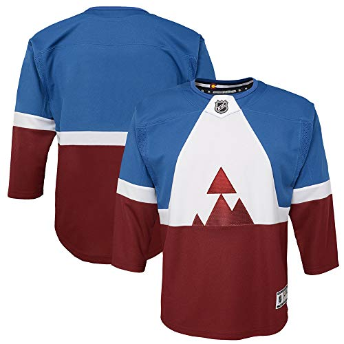 Outerstuff Youth Colorado Avalanche NHL Stadium Series Premier Jersey Youth Sizes (Youth L/XL)