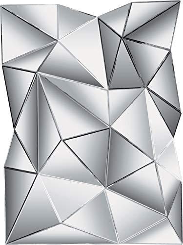 Kare Design Grand Miroir rectangulaire 120 x 80 x 10 cm